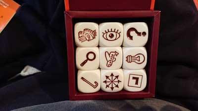 story cubes gioco tavolo