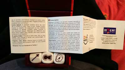 story cubes regole