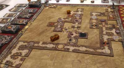 dungeon quest gioco scatola