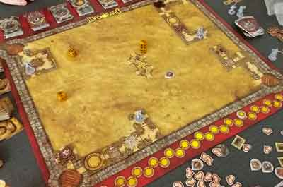 dungeon quest gioco tavolo