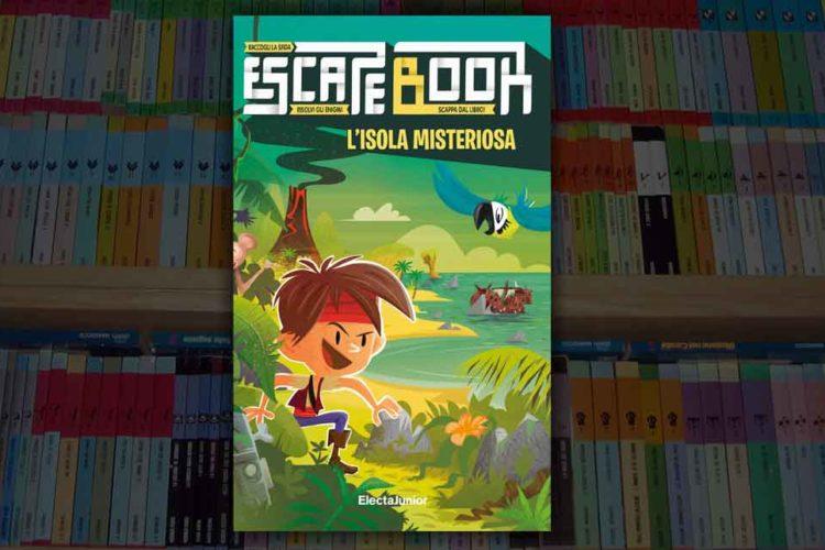 escape book isola misteriosa