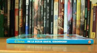 laterale librogame geronimo stilton