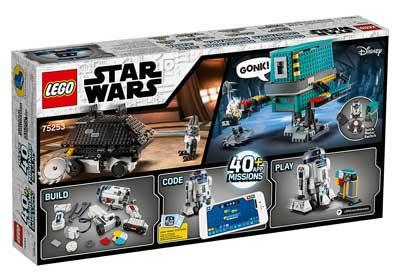 lego star wars robot modelli