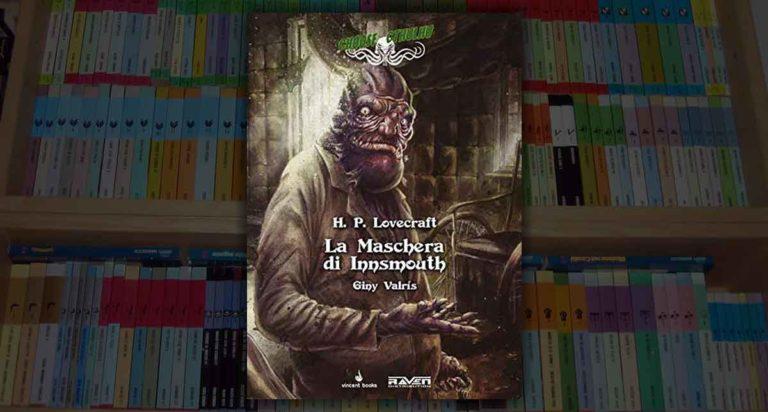 Choose Cthulhu 3 – La maschera di Innsmouth. Un librogame di profondo orrore