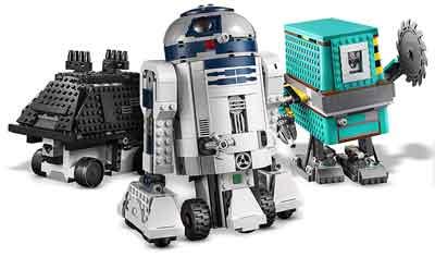 modelli lego star wars robot