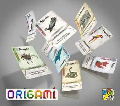 origami gioco da tavolo