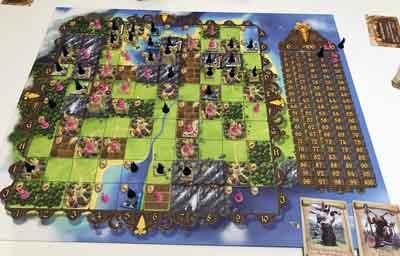 bunny kingdom gioco in scatola
