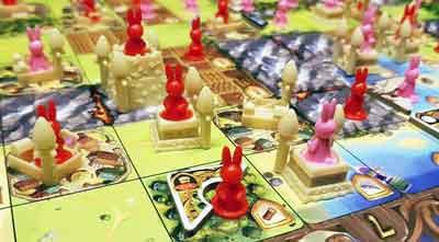 bunny kingdom gioco società