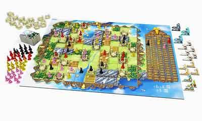 bunny kingdom gioco tavolo