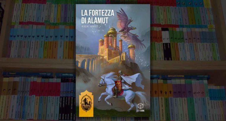 La fortezza di Alamut, il primo librogame di Misteri d'Oriente