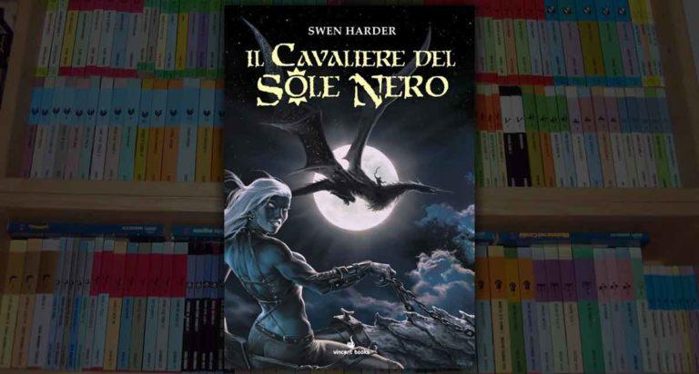 Il cavaliere del Sole Nero, un librogame fantasy mastodontico