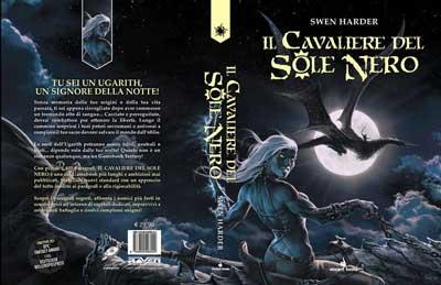 il cavaliere del sole nero copertina