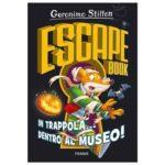 migliore escape book trappola dentro museo