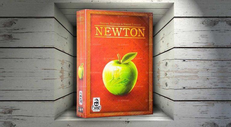 Newton, uno scientifico gioco da tavolo