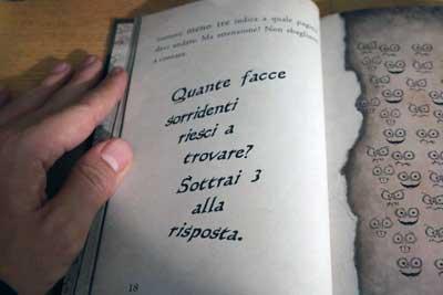 piccolo libro cattivo enigma