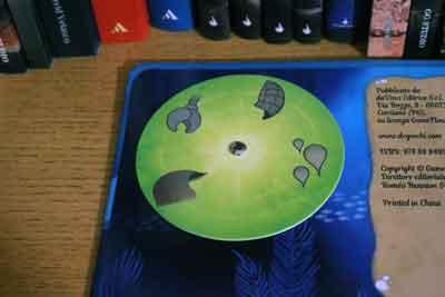 tesoro atlantide disco equipaggiamento