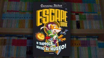 trappola dentro museo escape book