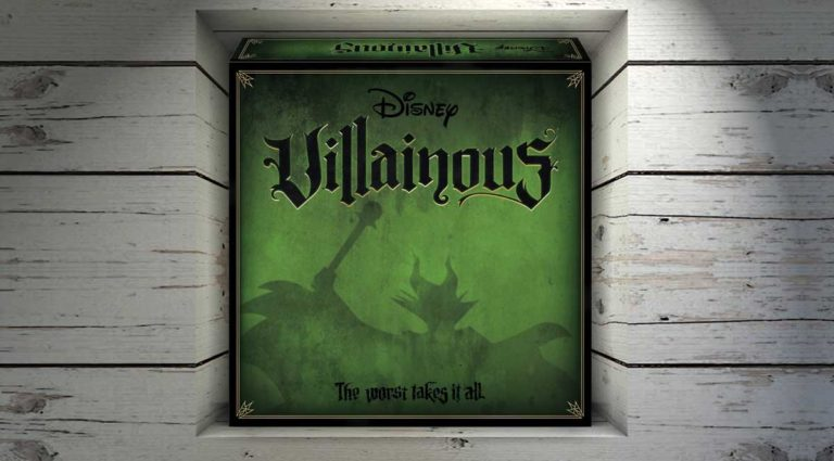 Villainous, un gioco da tavolo per veri cattivi (Disney)