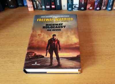 freeway warriors copertina