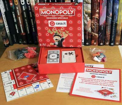 monopoly collezione gioco tavolo
