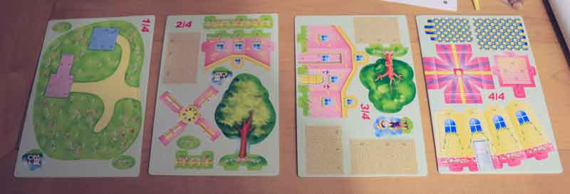puzzle3D fattoria