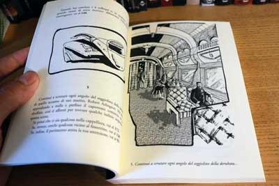 sherlock holmes prima delitto illustrazione