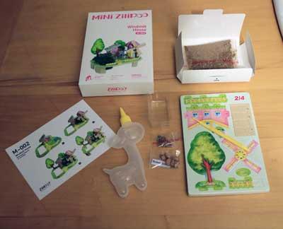unboxing puzzle3d