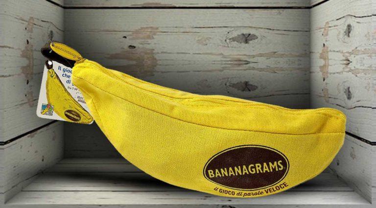 Bananagrams, un gioco da tavolo di parole