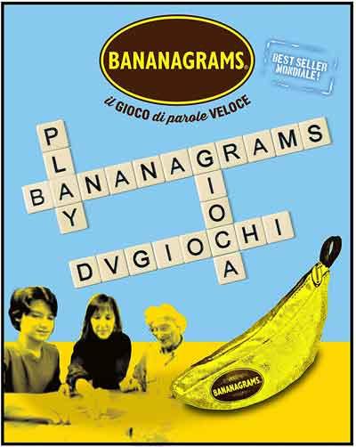 bananagrams gioco società
