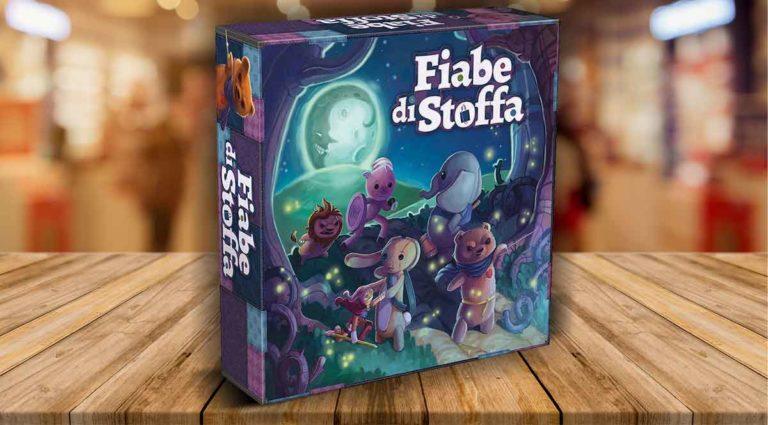 Fiabe di Stoffa, un gioco da tavolo per combattere gli incubi