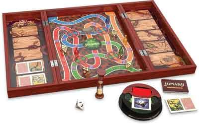 jumanji gioco scatola