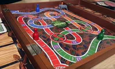 jumanji gioco società