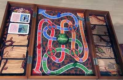jumanji gioco tavolo