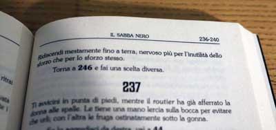 sabba nero numero paragrafi