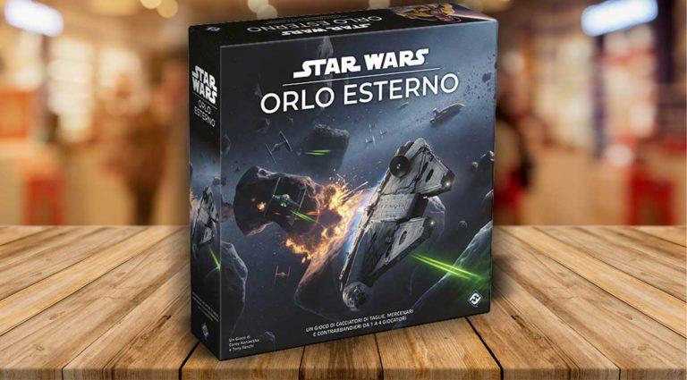 Star Wars Orlo Esterno, uno spaziale gioco da tavolo