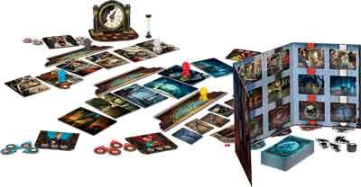 gioco tavolo mysterium