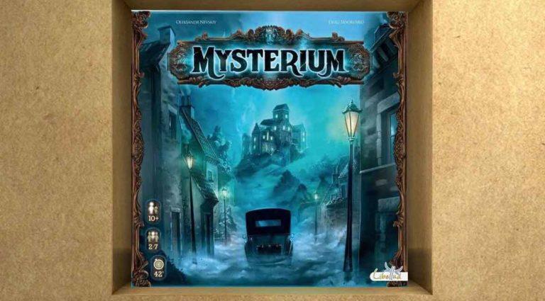 """Mysterium, un gioco da tavolo collaborativo e """"soprannaturale"""""""