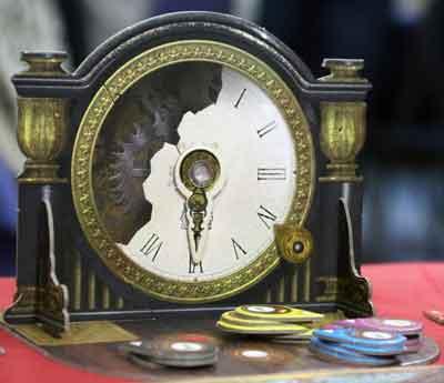 orologio mysterium