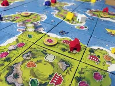 small island gioco piazzamento