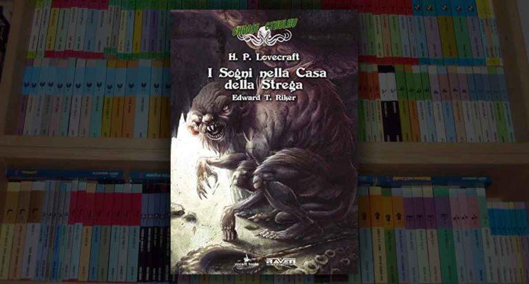 I sogni nella Casa della Strega, un librogame della serie Choose Cthulhu