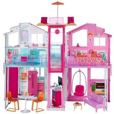 casa barbie malibu