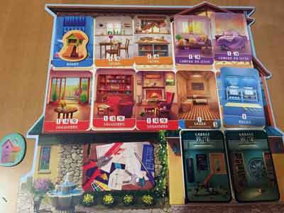casa dei sogni gioco in scatola