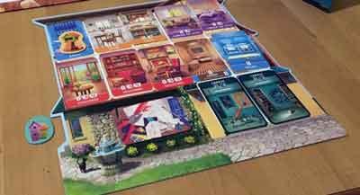 casa dei sogni gioco scatola