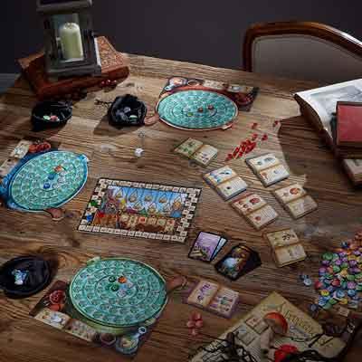 ciarlatani di quedlinburgo gioco da tavolo