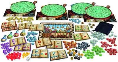 ciarlatani di quedlinburgo gioco scatola