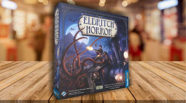 Eldritch Horror, un gioco da tavolo legato ai miti di Cthulhu