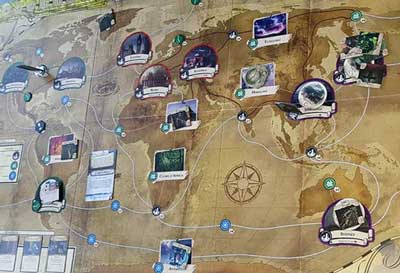 eldritch horror gioco collaborativo