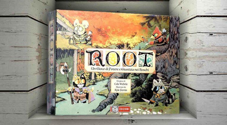 Root, un gioco da tavolo decisamente asimmetrico (nei boschi)
