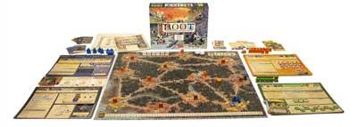 root gioco tavolo