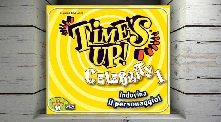 Time's up! Un gioco da tavolo di parole e di gruppo